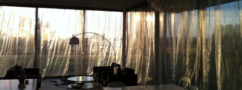 Sunrise in upper Living room