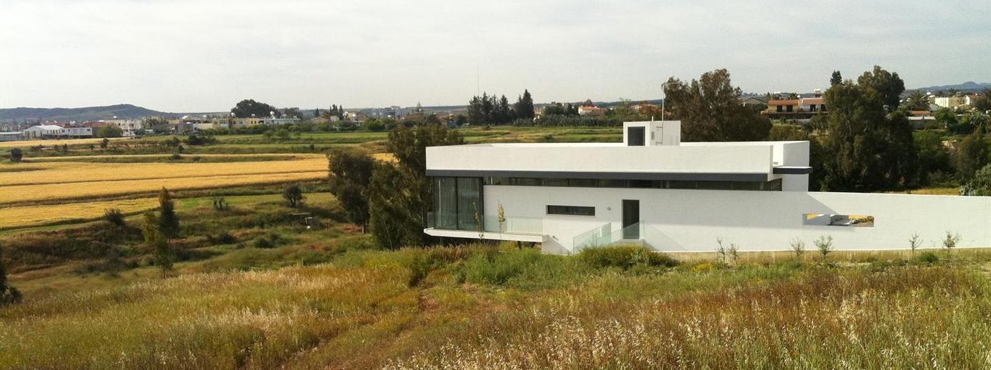 Villa in Landscape
